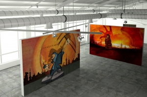 Alie Mueller & Ramses Installation Test