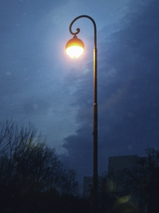 Charlottenburger Streetlight