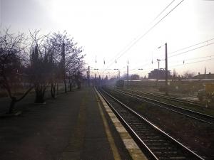 Tuzla Trainstation