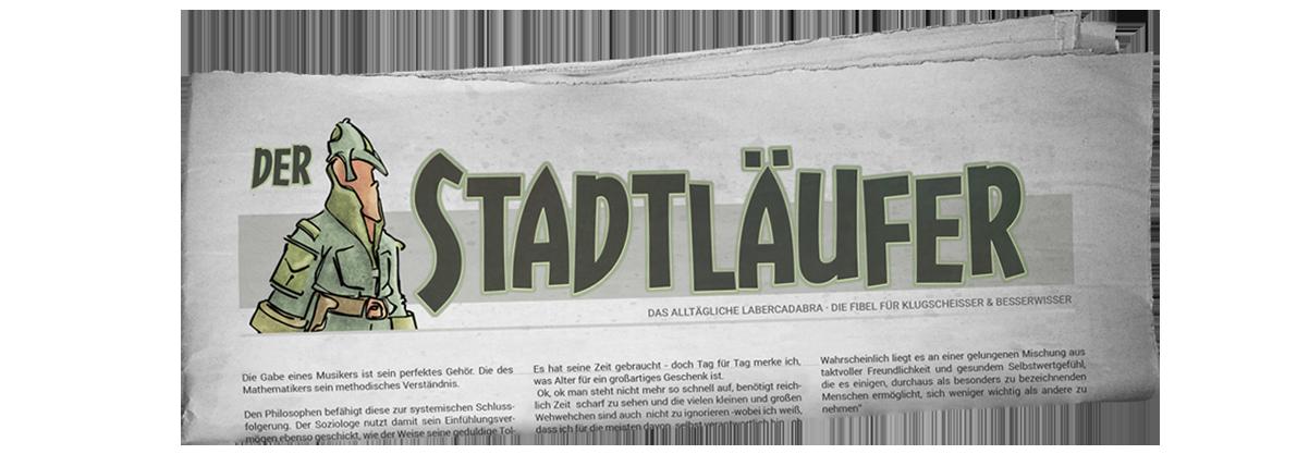 stadtlaeufer chronicles